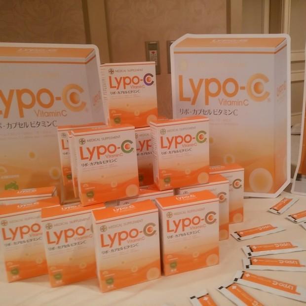【ビューティシェアレポート】大好きなLypo-Cが登場!