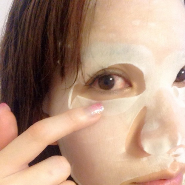DSで買える♡この赤ちゃんパケのマスク、スペック高し!