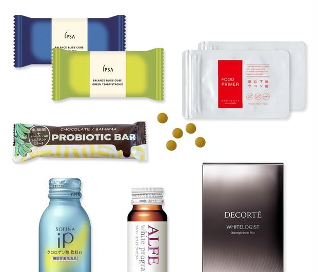 食べて&飲んで【腸活・潤いUP・美白】2020年、私を変えるインナーケア厳選6品
