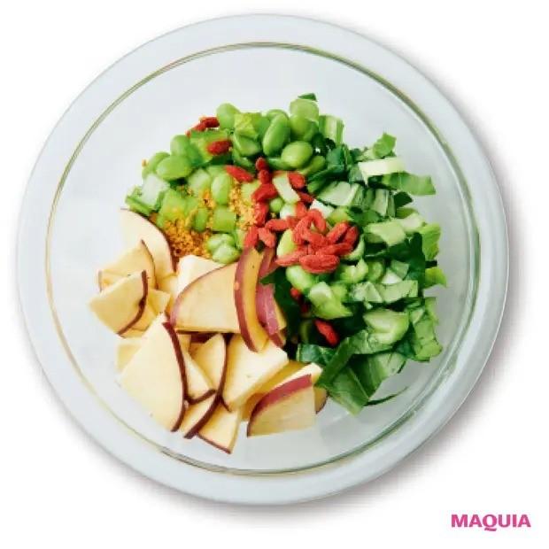 【美容スープレシピ】スーパーフードのクコの実も加えた美肌スープ 「さつまいもとレモンのスープ」作り方