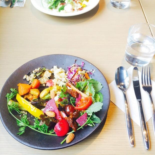 予約殺到、話題のNewオーガニックレストラン Cosme Kitchen Adaptationの食べるほどキレイになれる絶品ランチのヒミツ♡