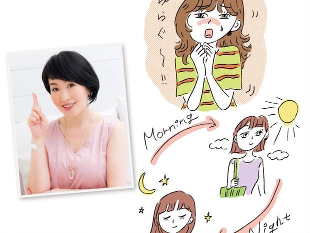 肌も心も揺らぎがちで安定しません…… 読者のお悩みに小林ひろ美さんがアドバイス!