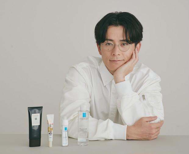 「肌がキレイってほめられると嬉しい」オリエンタルラジオ藤森慎吾さんの美容習慣  _1
