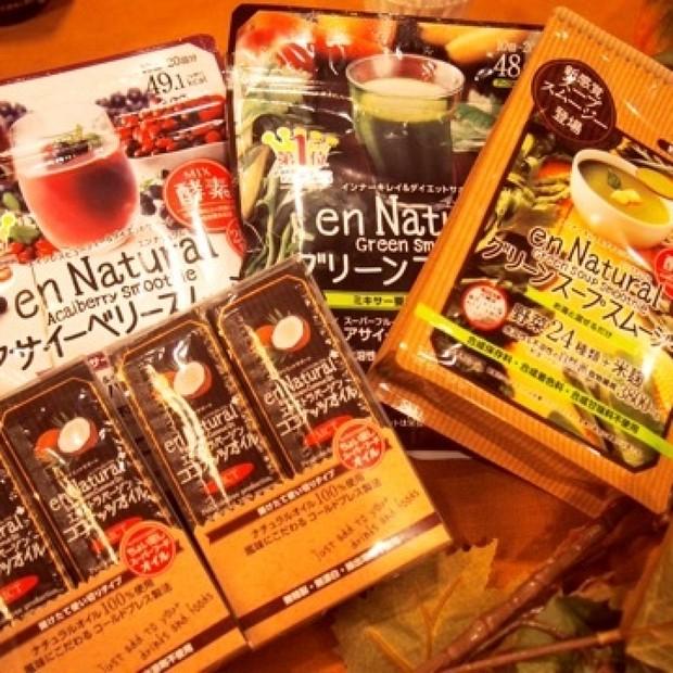 温活・インナービューティの味方♡en Naturalグリーンスープスムージー