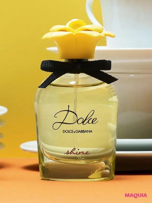 【人気の香水】ドルチェ & ガッバーナ ドルチェ シャイン オードパルファム