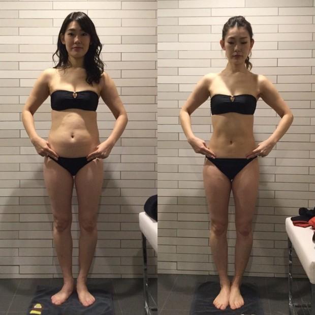 30代OLが本気のガチダイエットに挑戦!!2ヶ月で体脂肪−5%減らしました!