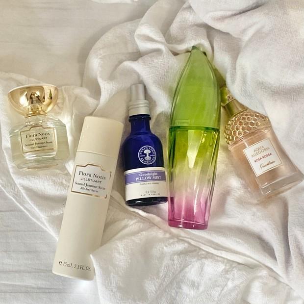 ステイホームを楽しむために、香りで気分転換♪お気に入りの5選。