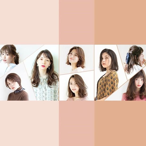 【ヘアカタログ】2020年秋・最新! ショート・ボブ・ミディアム・ロング別おすすめヘアスタイル・髪型…