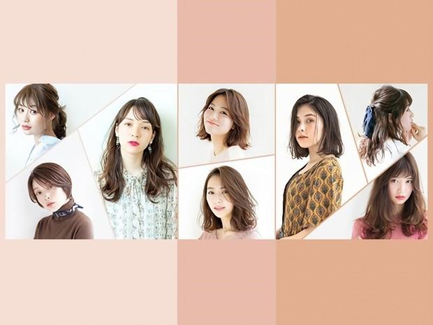 【ヘアカタログ】2020年秋・最新! ショート・ボブ・ミディアム・ロング別おすすめヘアスタイル・髪型特集