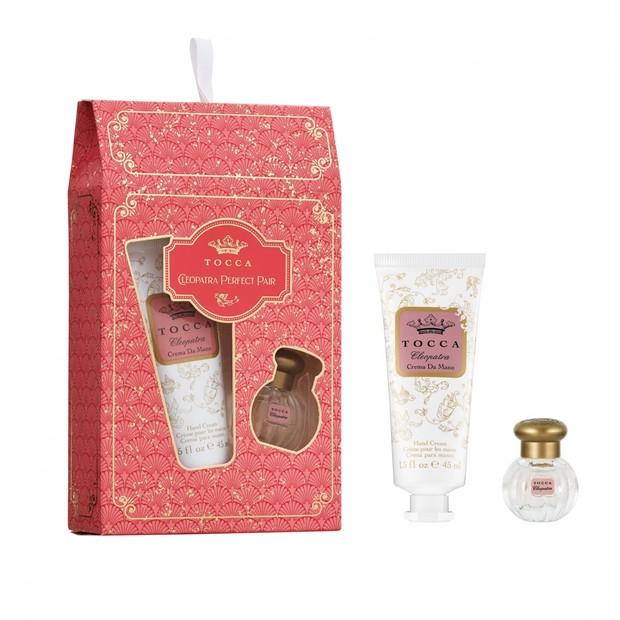 TOCCAの人気の香りをチェストのようなボックスに詰め込んで【クリスマスコフレ2020】11月10日発売