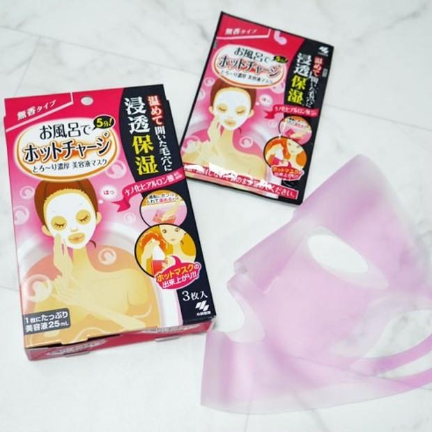 【ズボラ美容】シートマスク湯煎に一工夫♪ 袋を「沈める」使える小技!!【時短】