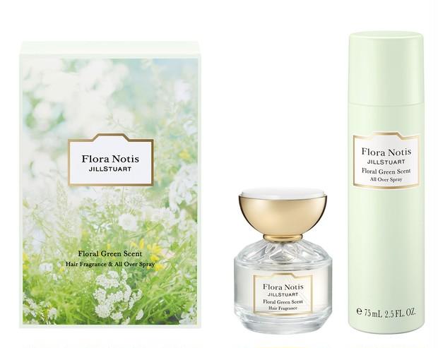 夏の香りを全身に!「フローラノーティス」からヘアフレングラスとミストのセット_1