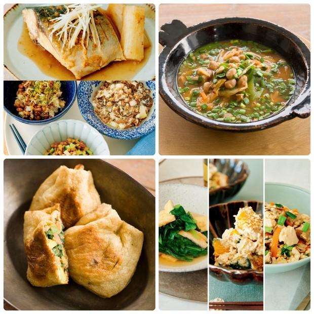 納豆・豆腐など大豆製品を使った食材レシピまとめ | 美肌や美腸、ダイエットにおすすめのレシピは?