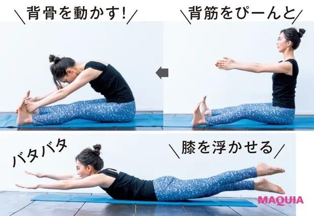 【産後ダイエット】背骨をしなやかに動かし疲れない身体を手に入れる_2