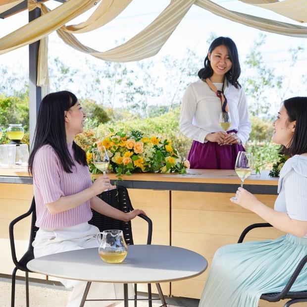 5月25日〜6月30日限定プラン! 旬の新茶を贅沢ドリップやカクテルでいただく「星野リゾート 界 遠州」のお茶ざんまいな大人旅へ