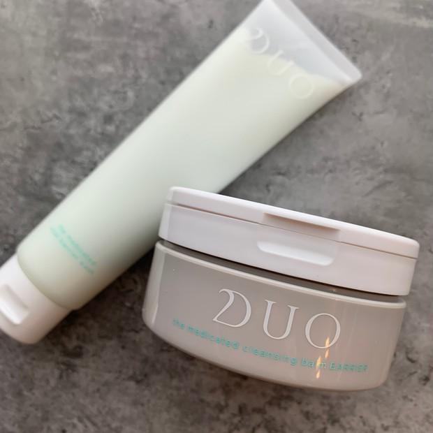 【マスク荒れに】クレンジングバームで有名なDUO(デュオ)にはバリア機能の低下した肌を労る薬用クレンジングバーム・薬用洗顔もあるのをご存知ですか?_1