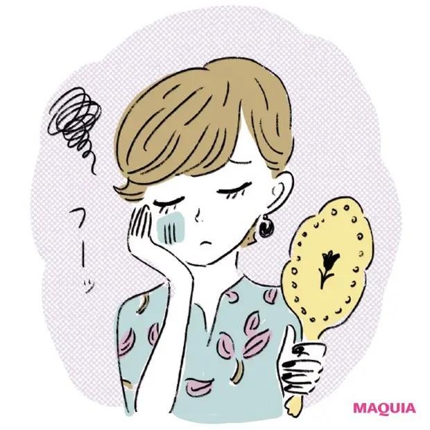 【美容家・小林ひろ美さんの美容法】エイジング悩み_1