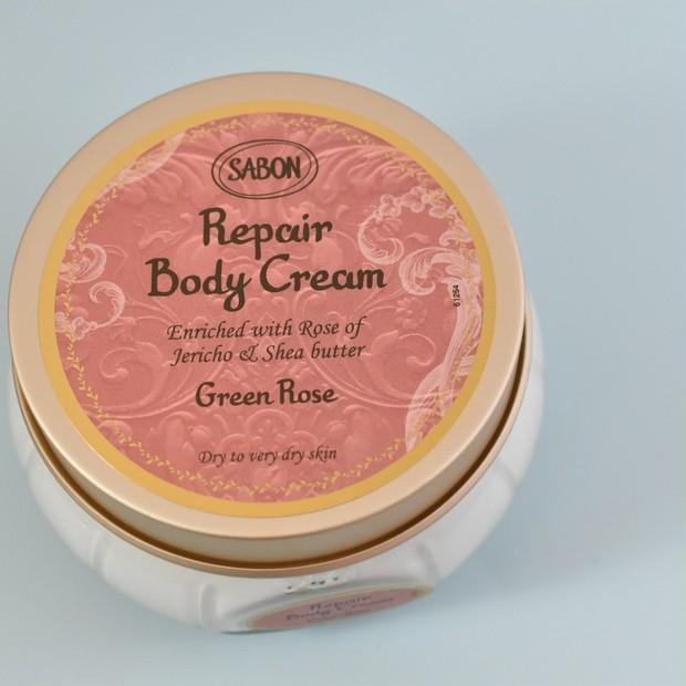 おこもり年越しは良い香りで。サボンのボディクリーム