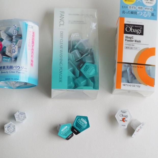 【スキンケア比較】人気3大酵素洗顔を比較!!