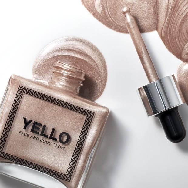 プレゼントあり! 人気シューズブランド「YELLO」から初のコスメとなるフェイス&ボディグロウ誕生