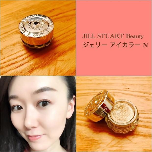 カラコンよりも潤み目が簡単に出来ちゃう…JILL STUART Beauty ジェリーアイカラー Nを使うべし♡