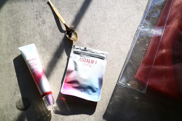 """【アスタリフト ASTALIFT】""""塗る+飲む""""日焼け止めで今年は内側と外側のW紫外線ケア_1"""