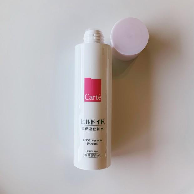 【待望の製品が誕生】Carté(カルテ)ヒルドイドの高保湿化粧水で使うたびに自らうるおう肌へ【スキンケア】_6
