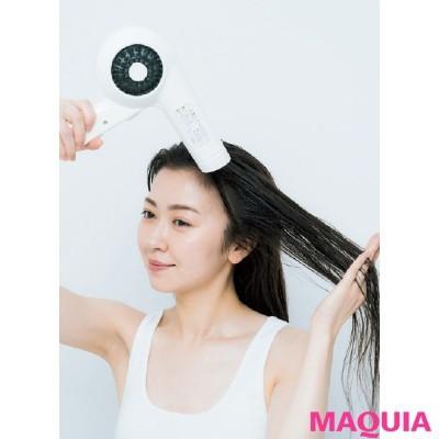 【髪の毛の乾かし方】髪の面を整えればツヤ肌感が出る