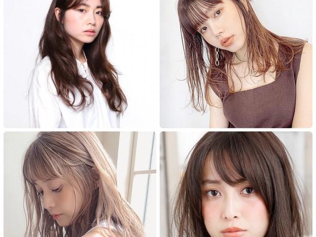 【ヘアカタログ】2020年秋におすすめ! ロングのヘアスタイル・髪型15選