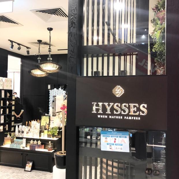 【海外コスメ】シンガポールで発見⭐︎アロマブランドのコスメ、HYSSESはお土産にもギフトにもぴったり!_1