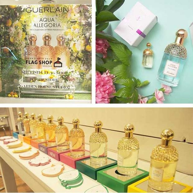 【新作フレグランス発表会レポ♡︎】香水マニアがご紹介!真夏のバカンスへ誘う《GUERLAIN -ゲラン- 》アクア アレゴリア♡︎