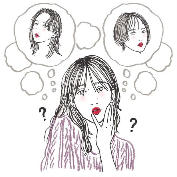 前髪診断|顔型や髪質から、あなたに似合う前髪をタイプ別に診断!