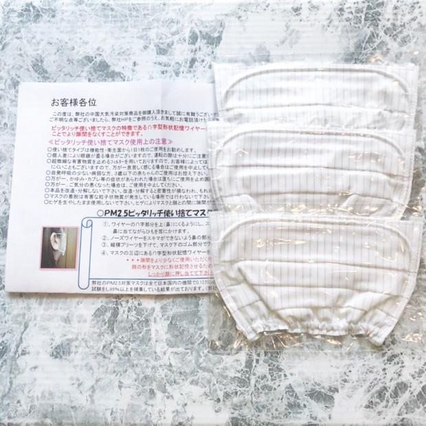 【後編】2019花粉症対策に1万円超えのものもある!最高級マスクを買ってみた