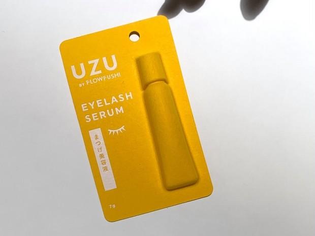 フローフシのまつげ美容液が進化! 目元全体をケアできるUZUの新作アイテムをお試し