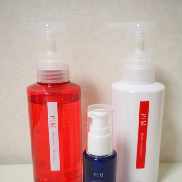 栄養成分だけで髪を洗う全く新しいヘアケア商品♡