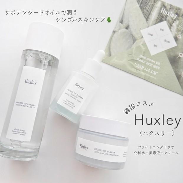 【韓国コスメ Huxley 】ハクスリーのサボテンシードオイルを使ったシンプルスキンケア。_1