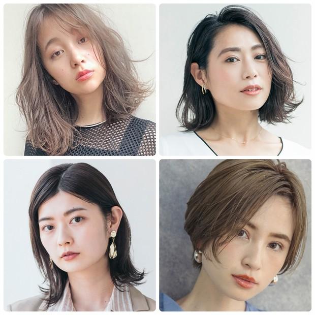 【ヘアカタログ】前髪なしのおすすめヘアスタイル・髪型15選(2021年冬最新)
