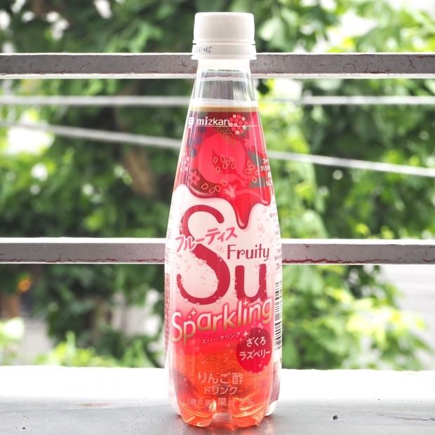【酢の力】夏に飲みたいさっぱり炭酸ドリンク