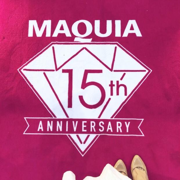 祝マキア15周年!初の船上でのビューティシェア!ビューティシェアクルーズに参加してきました!