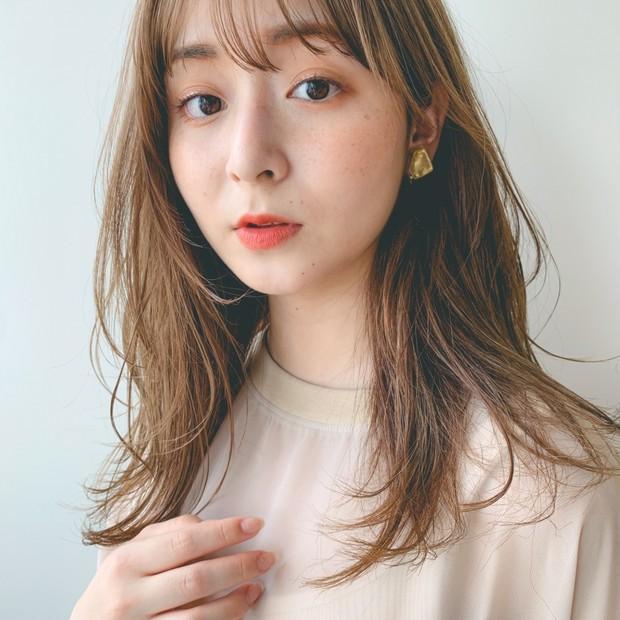 【秋の20代・30代ヘアカタログ】扱いやすさ抜群! 愛されカジュアルセミロング