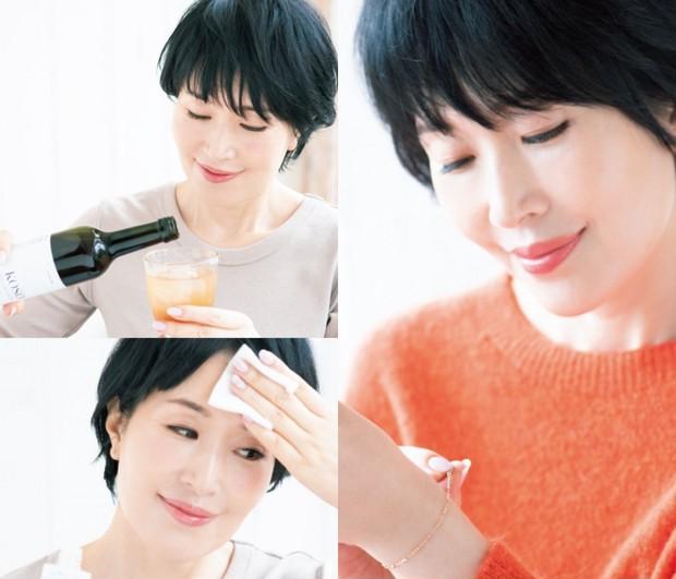 小林ひろ美さん発! 2020年を気持ちよく過ごすための「切り替え美容」テク
