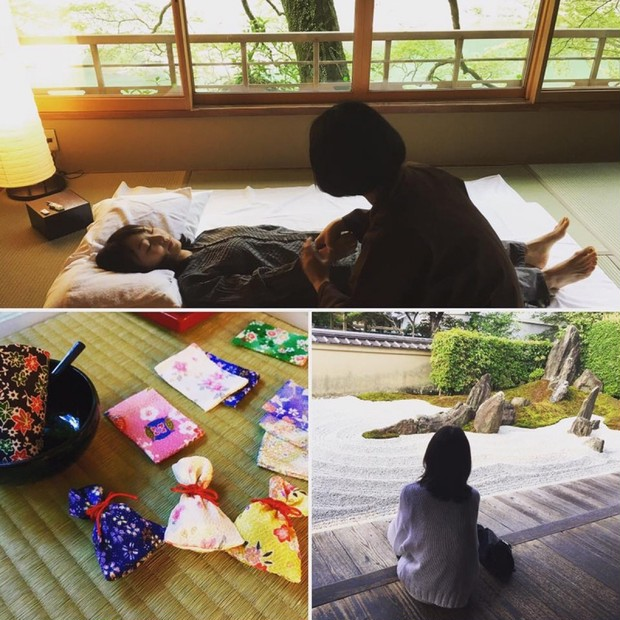 【京都うっとり美とりっぷ♡後編】体質に合わせて受けられるスパも贅沢三昧の京料理も!「星のや京都」が最高すぎる件。