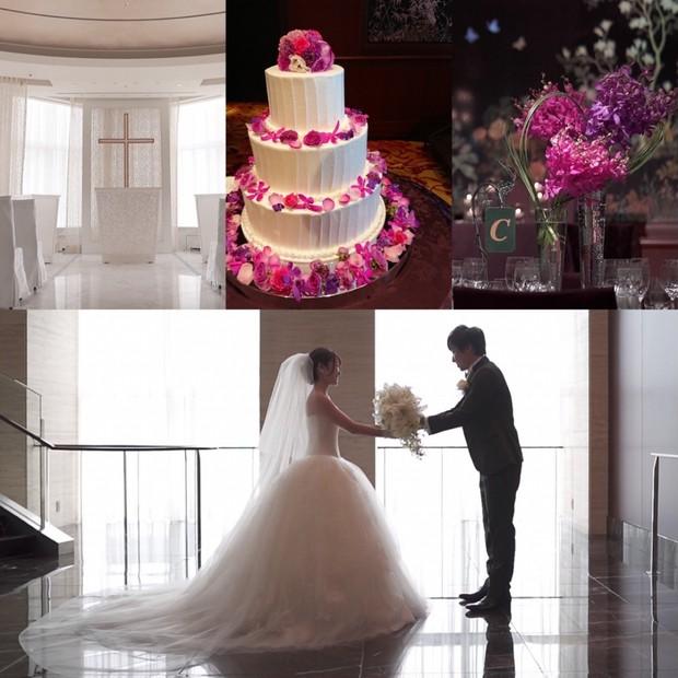【wedding】少人数でもホテルでラグジュアリーウェディングを*シャングリ・ラ ホテル東京