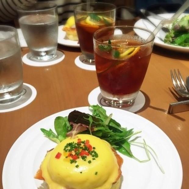 朝食の女王Sarabeth'sで美女子会♡