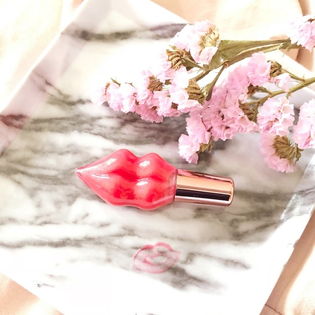 唇の形が可愛い過ぎ♡SNS映えにもなるプランプ美容液リップで縦じわとさよなら!