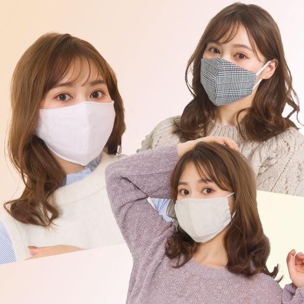 【前髪アレンジ×お洒落マスク】ミディアム・ロングヘア向きの簡単イメチェンレシピ3選