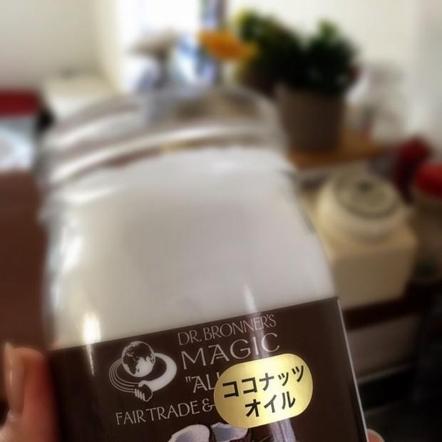 ココナッツオイルってすごい!