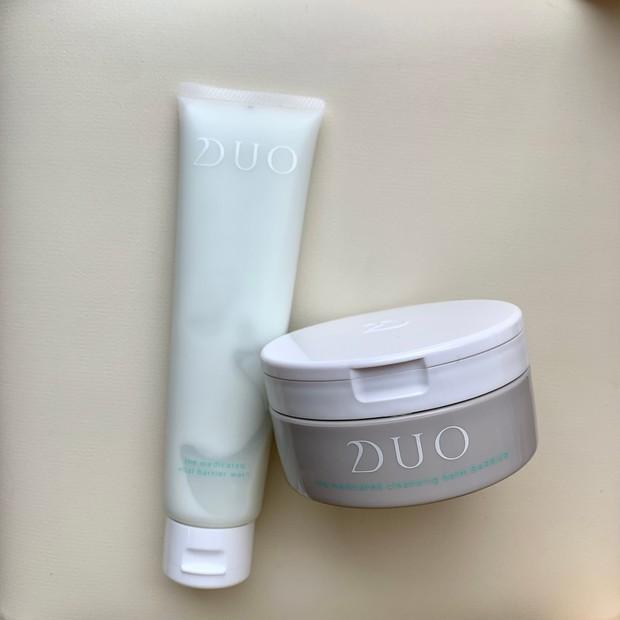 DUOの敏感肌向け洗顔料&クレンジングバームを使ってみました★_1