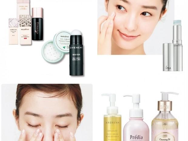 【顔のテカリ防止・改善方法】Tゾーンや小鼻のテカリ対策に! おすすめのベースメイクやスキンケアは?