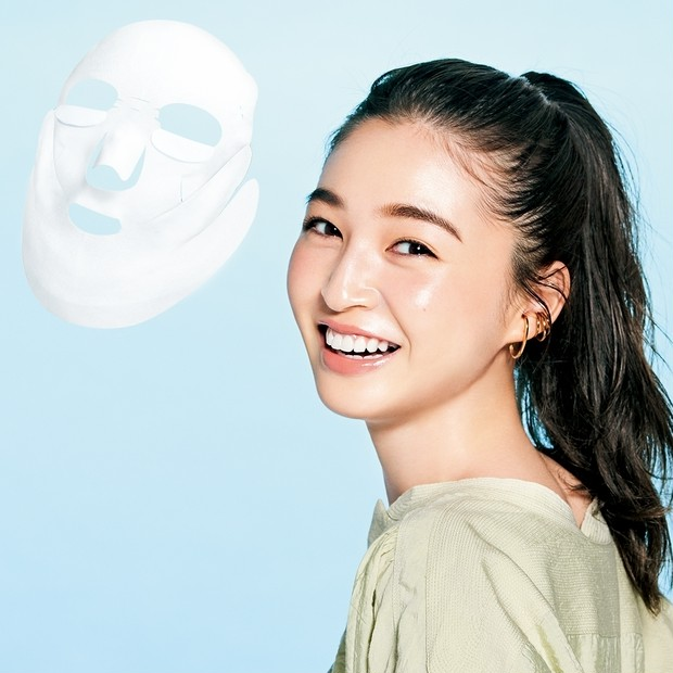 動き回っても浮かない、ずれない。笑顔咲かせるシートマスク誕生